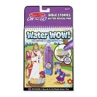 Melissa & Doug - Melissa and Doug carnet de colorat apa magica cu povesti din Biblie