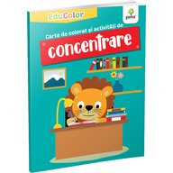 Editura Gama - Carte de colorat si activitati cu litere