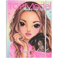 Depesche - Carte de colorat Top Model Make-up Studio  PT11266