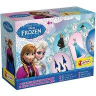 Lisciani - Carti de joc Gigant Disney Frozen