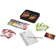 Mattel Games - Carti de joc Games Uno Deluxe
