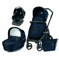 Peg Perego - Carucior 3 in 1 Book 51, i-Size, Rock Navy