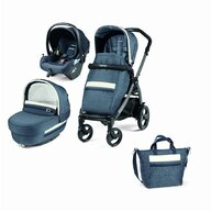 Peg Perego - Carucior 3 in 1 Book 51 Titania Lounge Luxe Mirage