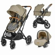 Coccolle - Carucior 3in1 ultracompact  Ravello Safari Beige