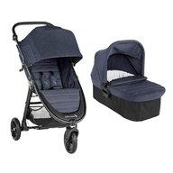 Baby Jogger - Carucior City Mini GT2, sistem 2 in 1, Carbon
