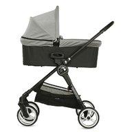 Baby Jogger - Carucior City Mini GT Sistem 2 in 1, Steel Gray Sand