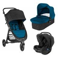 Baby Jogger - Carucior City Mini GT2, sistem 3 in 1, Windsor