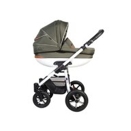 MyKids - Carucior copii 3 in 1  Baby Boat Bb/213 Green Forest