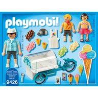 Playmobil - Carucior cu inghetata