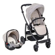 Graco - Carucior Evo 2 in 1 TS, Toasted Almond