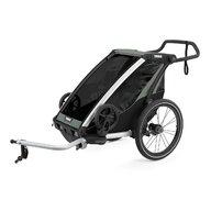 Thule - Carucior sport Chariot Lite 1 Multisport Agave