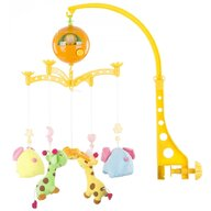 Chipolino - Carusel muzical Giraffes and elephants