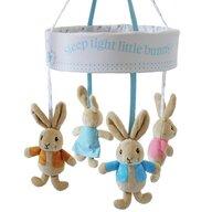 Rainbow Design - Carusel muzical Pentru patut Peter Rabbit