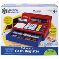 Learning Resources - Casa de marcat (Euro)