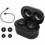 Iso Trade - Casti audio MY1331 Wireless bluetooth 5.0, Negru