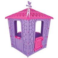 Pilsan - Casuta pentru copii Stone House, Violet