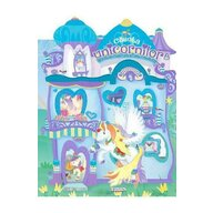 Girasol - Carte de povesti Casuta unicornilor, Violet