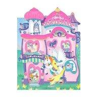 Girasol - Carte de povesti Casuta unicornilor, Roz
