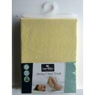 Lorelli - Cearceaf Jersey 60/120 cm Yellow