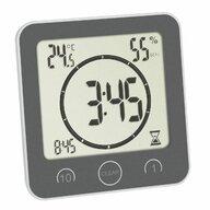 Tfa - Accesoriu Ceas digital cu timer si termohigrometru Pentru bucatarie si baie