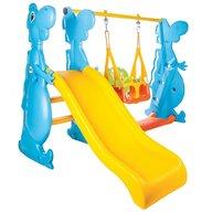 Pilsan - Loc de joaca Dino Slide and Swing