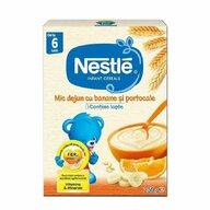 Nestle - Cereale pentru copii, mic dejun cu banane si portocale, 250g