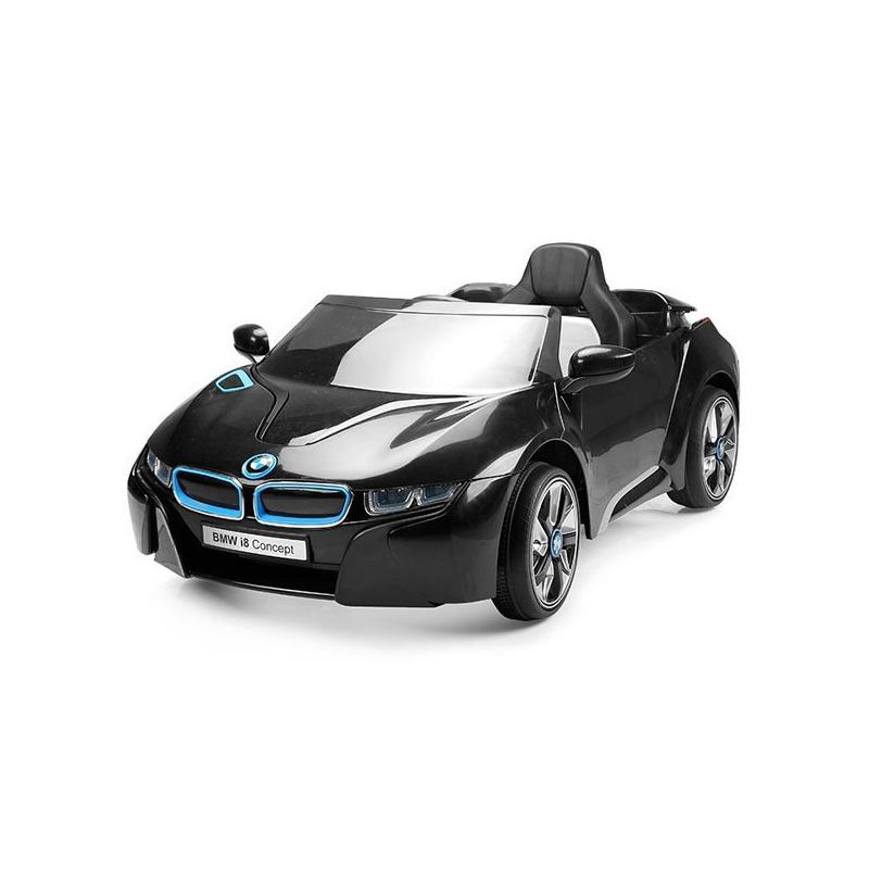 Chipolino Masinuta electrica BMW I8 Concept black din categoria Vehicule pentru copii de la Chipolino
