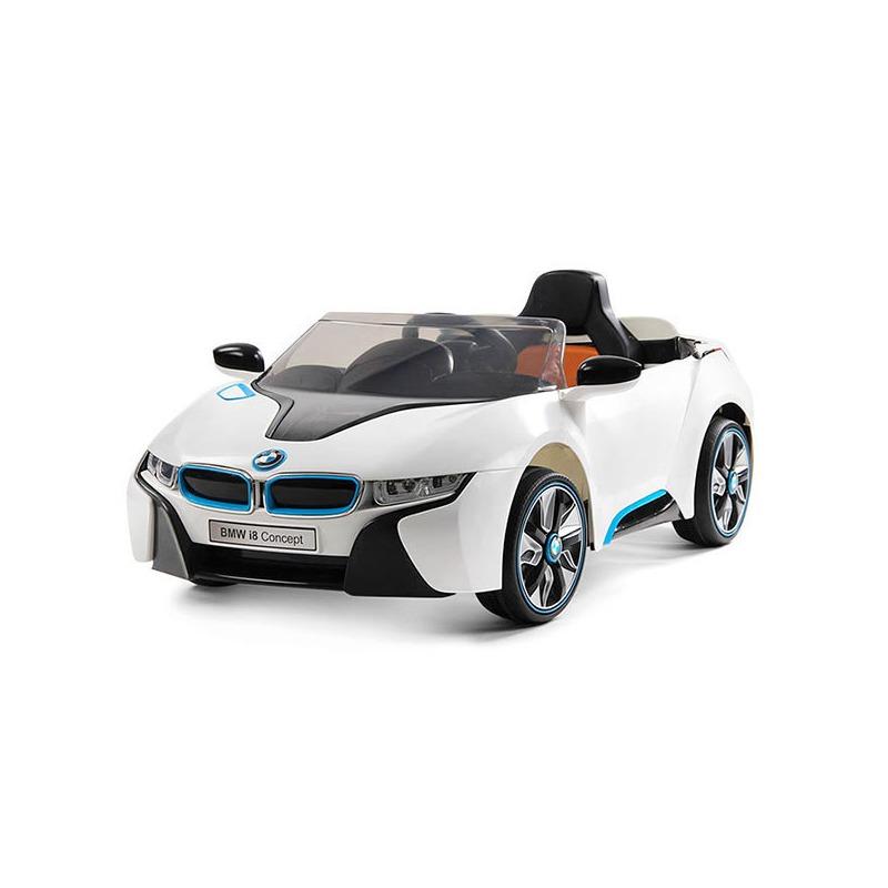Chipolino Masinuta electrica BMW I8 Concept white din categoria Vehicule pentru copii de la Chipolino