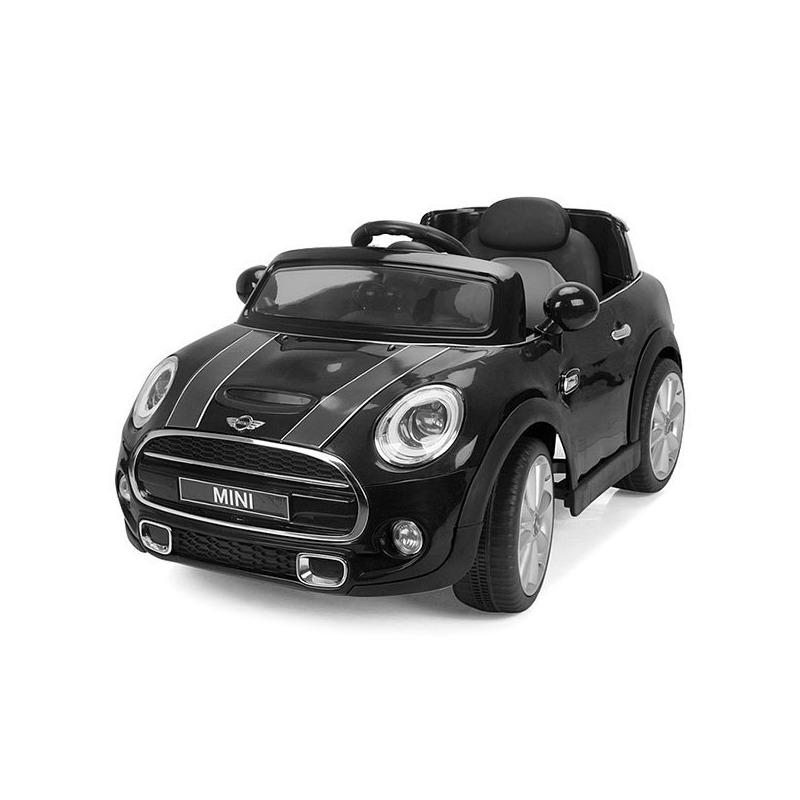 Chipolino Masinuta electrica Mini Cooper Hatch black din categoria Vehicule pentru copii de la Chipolino