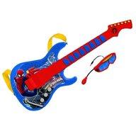 Reig Musicales - Chitara cu ochelari si microfon, Spiderman