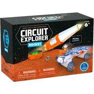 Educational Insights - Set de constructie Misiune in spatiu: Lumini Circuit Explorer