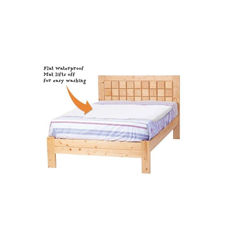 Protectie impermeabila pentru pat Clevamama din categoria Accesorii patuturi de la Clevamama