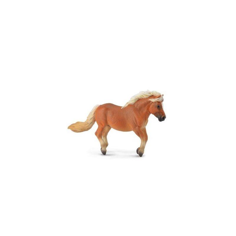 Collecta Figurina Ponei Roscat Shetland M din categoria Figurine copii de la Collecta