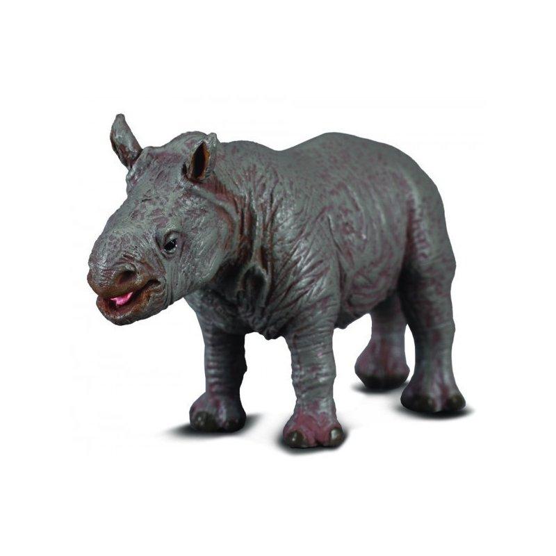 Collecta Figurina Pui de Rinocer Alb S din categoria Figurine copii de la Collecta