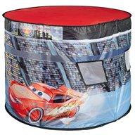 John - Cort de joaca Cars, cu lampa, 110x87x75 cm