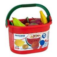 Miniland - Cos cu fructe