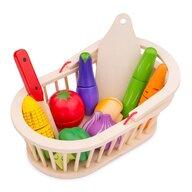 New Classic Toys - Cos cu legume