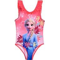 SunCity - Costum baie Frozen ET1875 Roz Inchis_8 ani (128 cm)