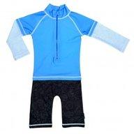 Costum de baie Blue Ocean marime 86- 92 protectie UV Swimpy