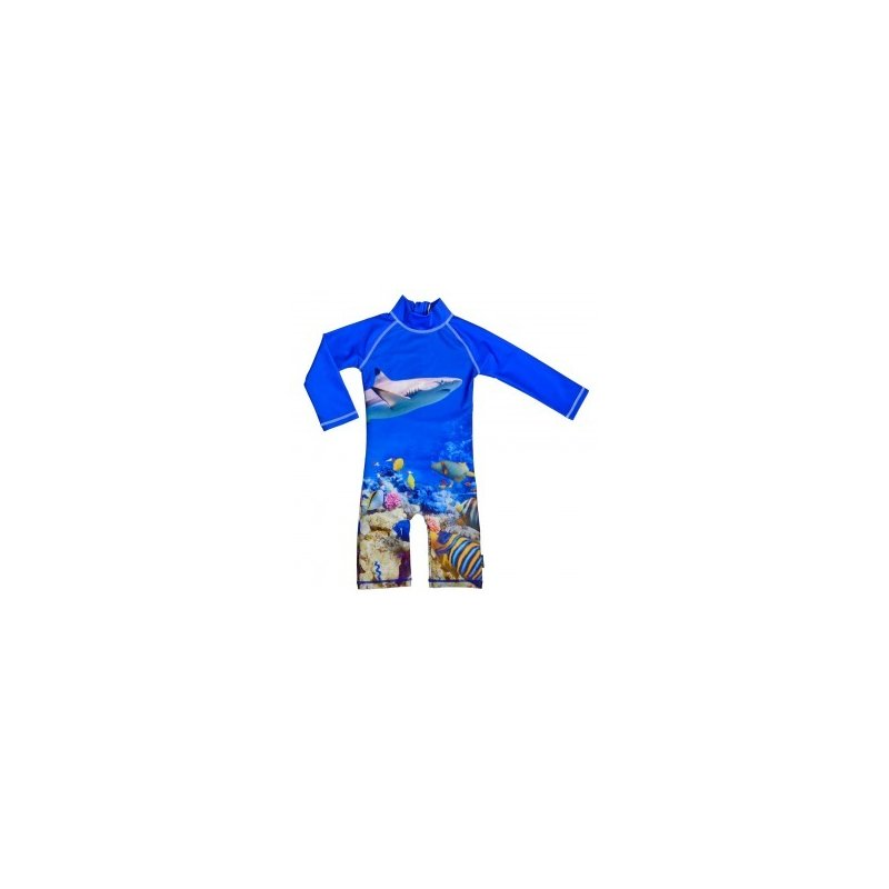 Costum de baie Coral Reef marime 98- 104 protectie UV Swimpy din categoria Plaja apa si nisip de la Swimpy
