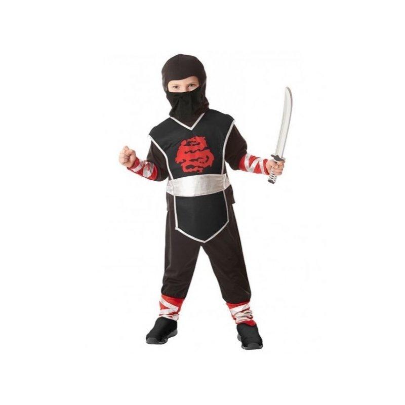 Melissa and Doug Costum de carnaval ninja super din categoria Gradinita si scoala de la Melissa & Doug