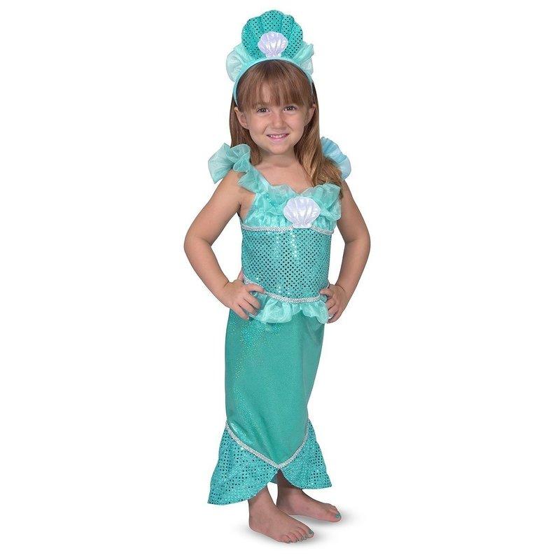 Melissa and Doug costum de carnaval sirena din categoria Gradinita si scoala de la Melissa & Doug