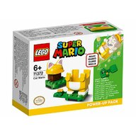 Set de joaca Costum de puteri: Pisica LEGO® Super Mario, pcs  11