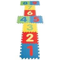Pilsan - Covoras puzzle Educational Polyethylene Play Mat Cu cifre