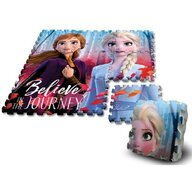 SunCity - Covoras puzzle 9 piese Disney Frozen