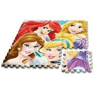 SunCity - Covoras puzzle 9 piese Disney Princess