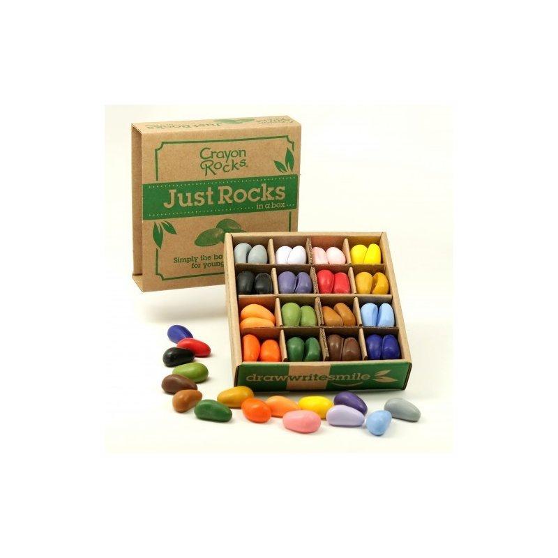 Crayon Rocks Set Crayon Rocks 64 buc/16 culori din categoria Pictura si desen de la Crayon Rocks