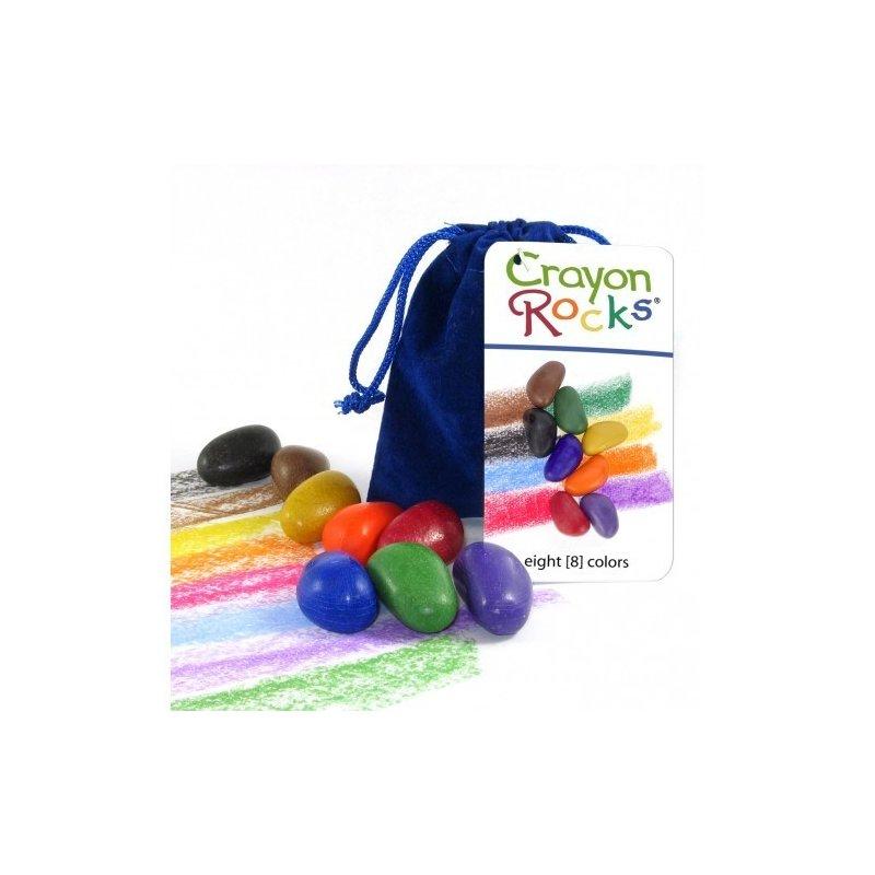 Crayon Rocks Set Crayon Rocks 8 buc din categoria Pictura si desen de la Crayon Rocks