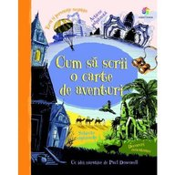 Corint - Cum sa scrii o carte de aventuri
