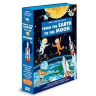 Sassi - Puzzle educativ Cunoaste invata si exploreaza - de la pamant pana la luna Puzzle Copii, pcs  212